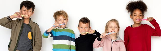 importante limpiar dientes