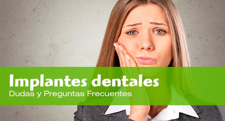 dudas implantes dentales