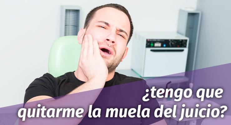 Muela del juicio clinica dental